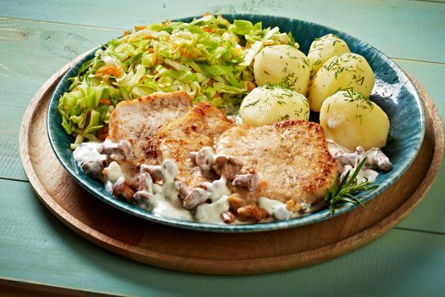 polskie jedzenie na wynos