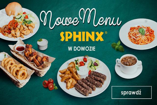 menu sphinx